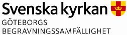 Logotyp för Göteborgs Begravningssamfällighet